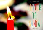 Letter to Santa Font