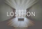 Losthon Font