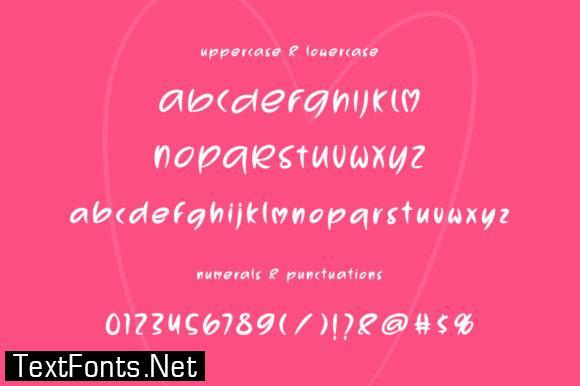 Mamazola Font