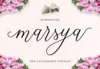 Marsya Font