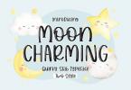 Moon Charming Font