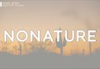 Nonature Font