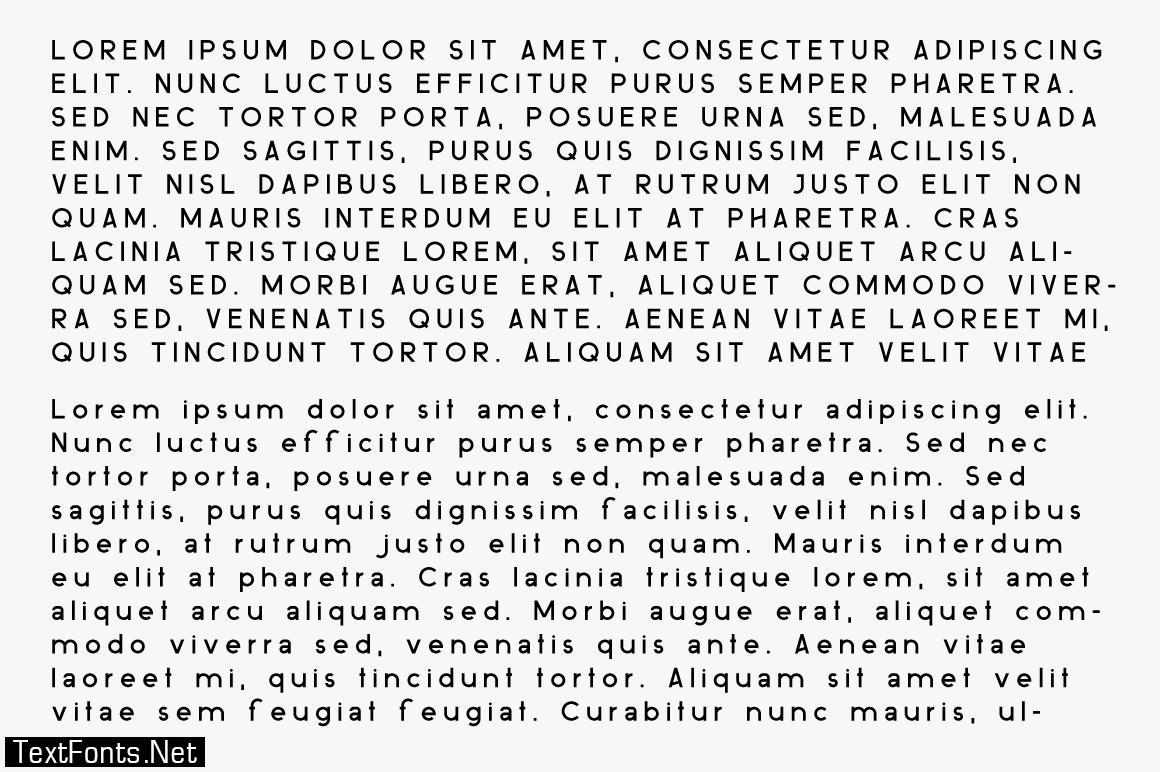 Ovine Font