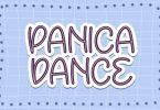 Panica Dance Font