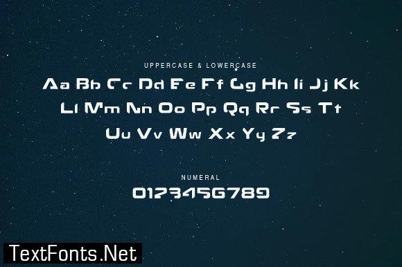 Paten Font
