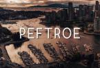 Peftroe Font