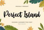 Perfect Island Font