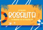 Rosalita Font