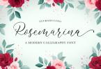 Rosemarina Font