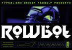 Rowbot Font