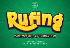 Rufing Font