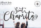 Scoot Charrita Font