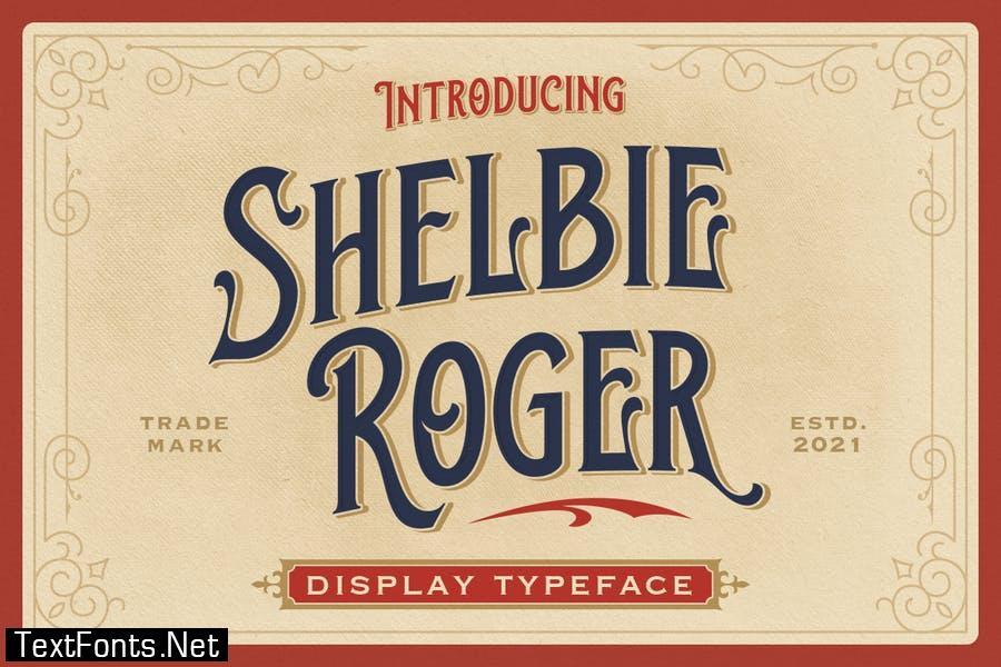 Shelbie Roger Font