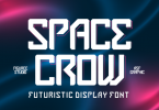 Space Crow Font
