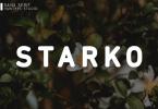 Starko Font
