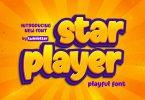 Starplayer Font