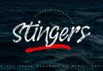 Stingers Font