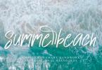 Summerbeach Font