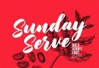 Sunday Serve Bold Script Font
