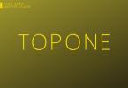 Topone Font
