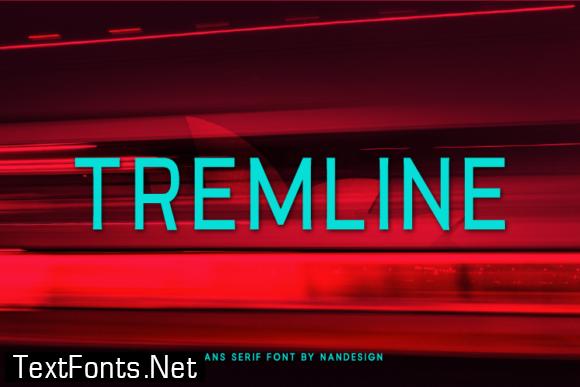 Tremline Font