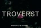 Troverst Font
