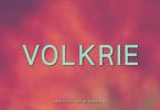 Volkrie Font