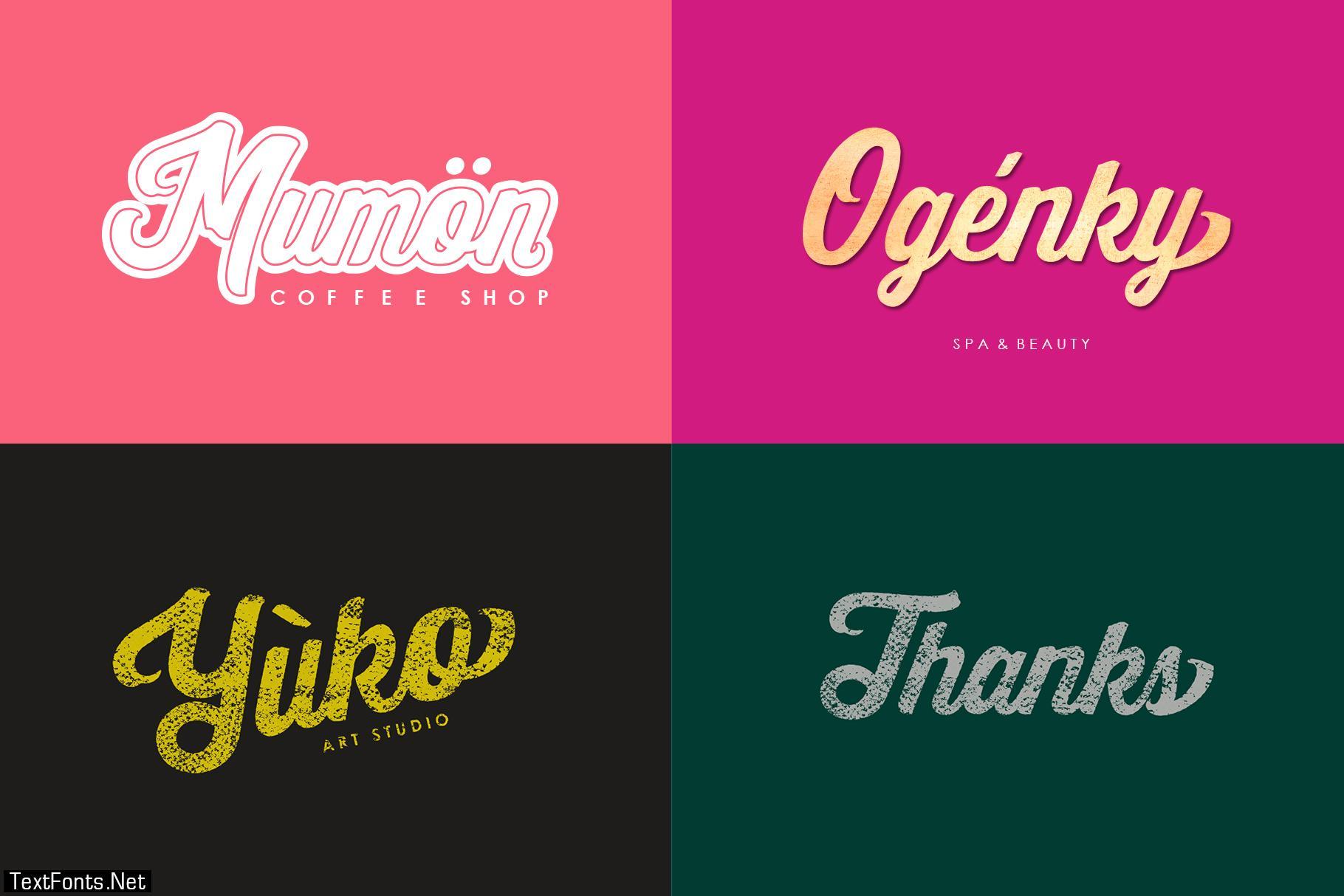 Yuko Font