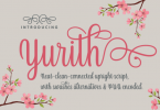 Yurith Font