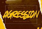 Agression - Authentic Rough Brush