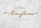 Almeythen Font