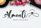 Almonti Font