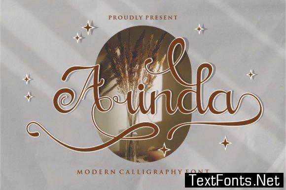 Arinda Font