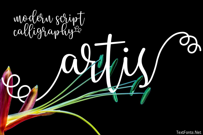 Artis Font