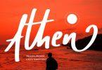 Athen Font