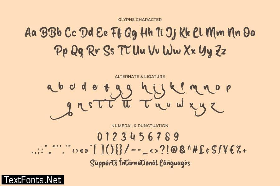 Banteng Font