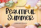 Beautiful Summer Font