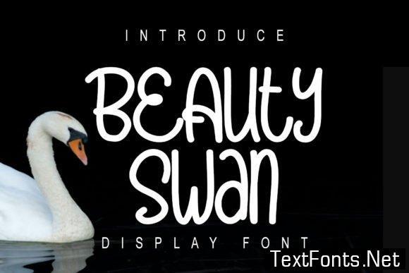 Beauty Swan Font