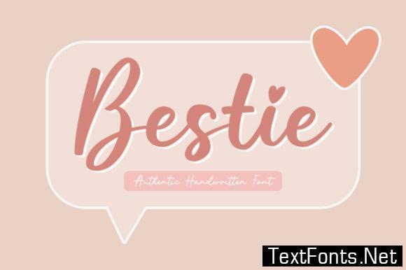 Bestie Font
