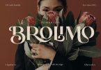 Bromilo Typeface Font