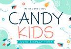 Candy Kids Font