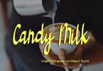 Candy Milk Font