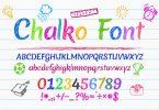 Chalko Font