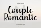Couple Romantic Font