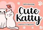 Cute Katty Font