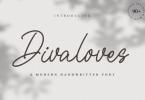 Divaloves Font