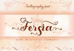 Fersia Font