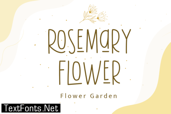 Flower Dream Font
