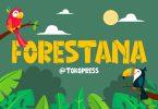 Forestana - Children Font