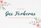 Gas Forberas Font